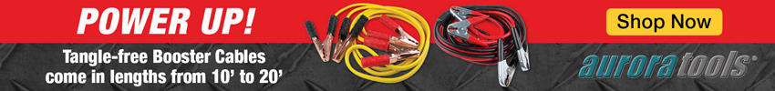 Aurora Booster Cables