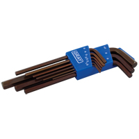 Long Arm Hex Key Set YC455 | Stor-it Systems